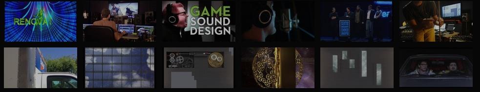Atlanta Film Sound Designer, Video Game Audio Director,